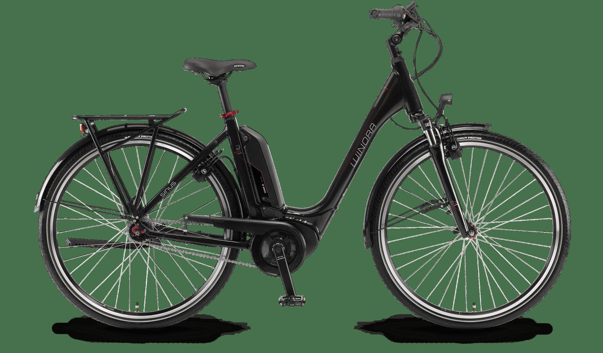 Vélo électrique Genève - Winora Tria N7eco