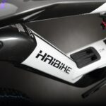 Haibike MY21 Detail Top Tube FullNine 8