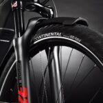 Haibike MY21 Detail Tyre Trekking 9 Unisex