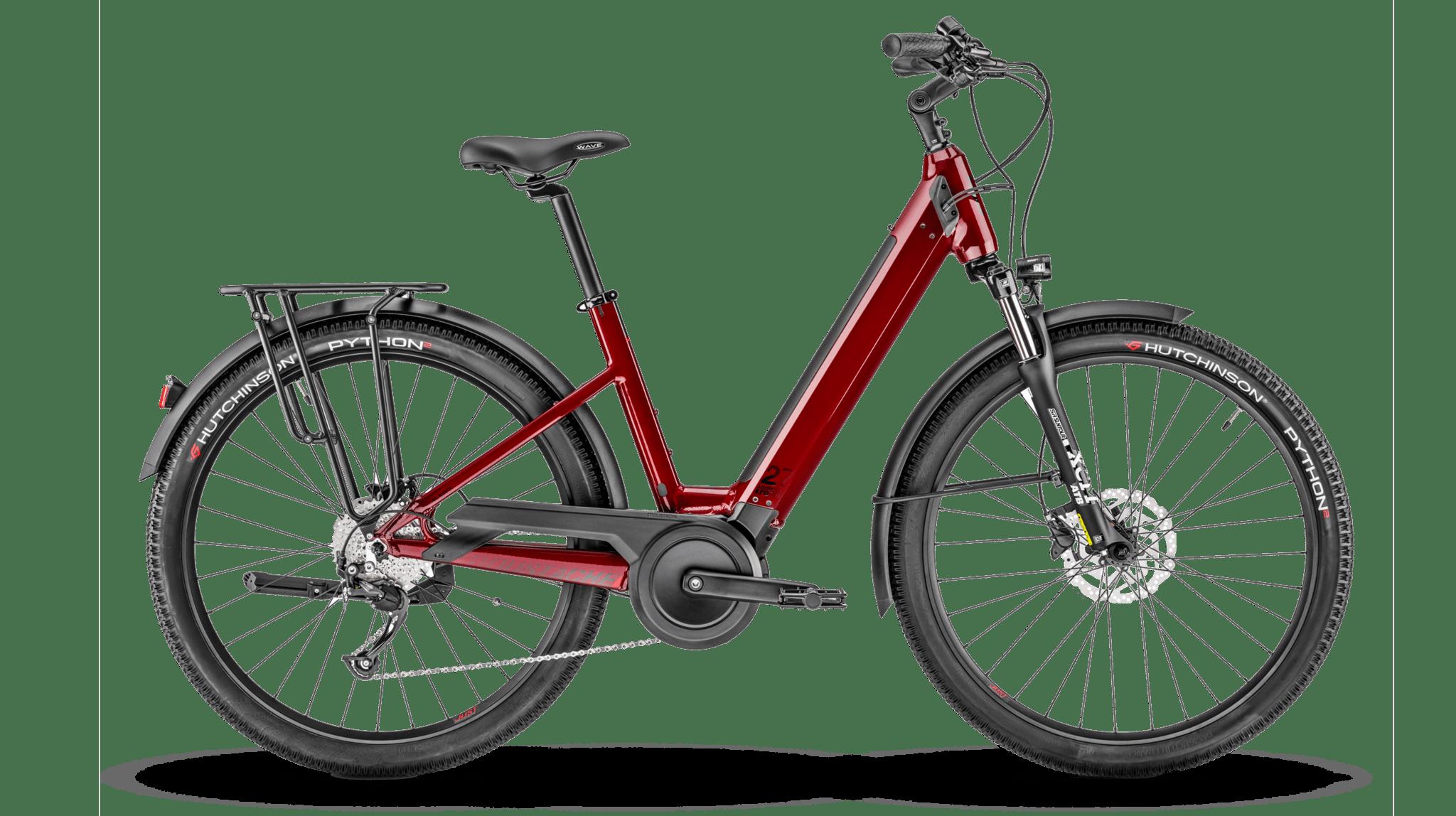 Vélo électrique Genève - Moustache Xroad 2 Open