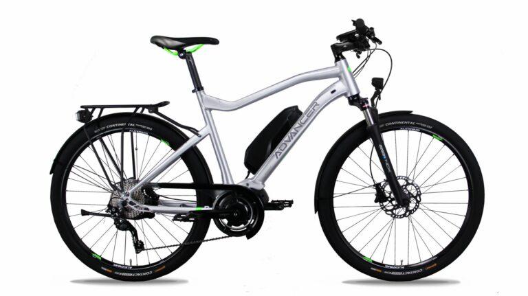 Vélo électrique Advancer Voyager